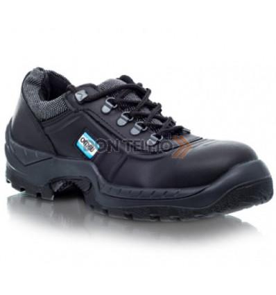 Zapato Ombu Ozono Negro Talle 42 Con Punta De Acero